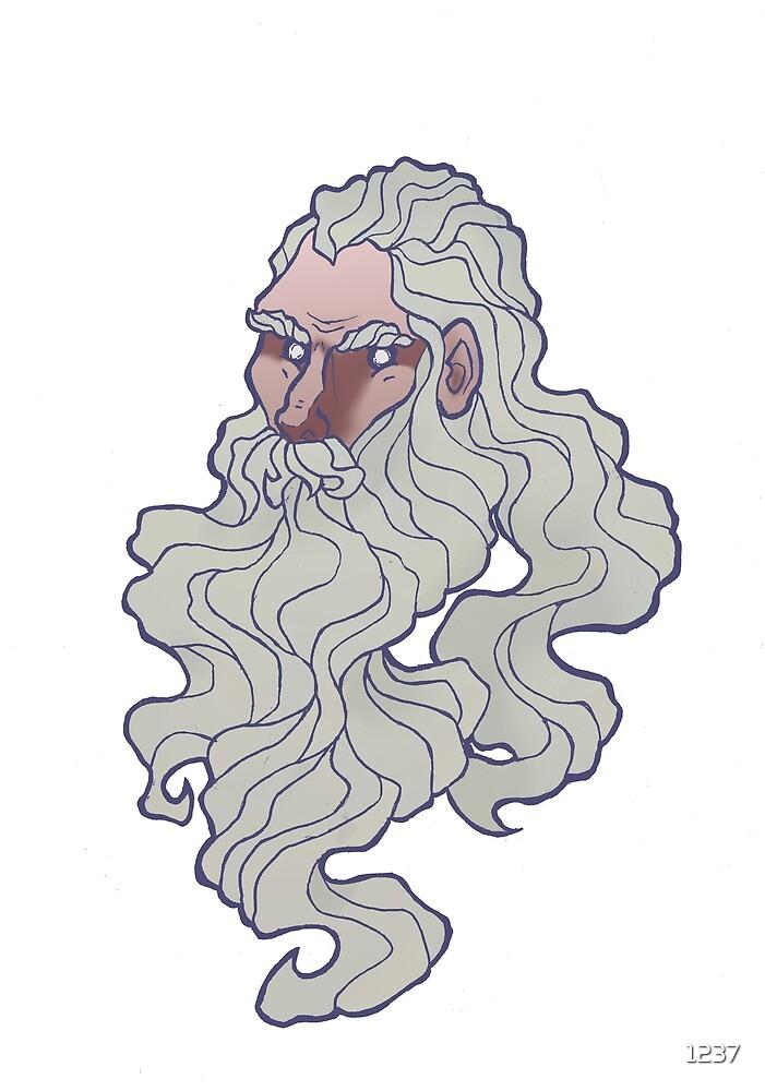 Beard man (light) by 1237