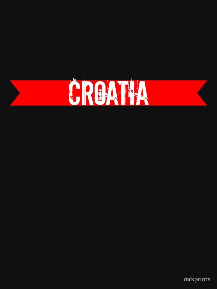 Croatia by mrkprints
