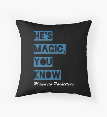 He's MAGIC, You Know 2018  Throw Pillow