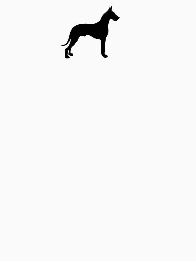 Doberman Dog Silhouette by MartinV96