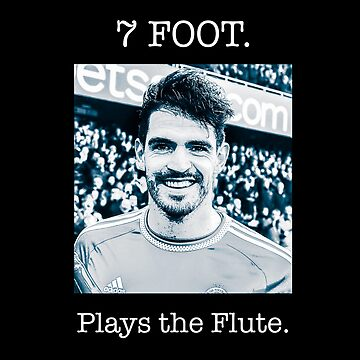 Glasgow Rangers Kyle Lafferty - He's 7 Foot and He Plays the Flute by trueblueapparel