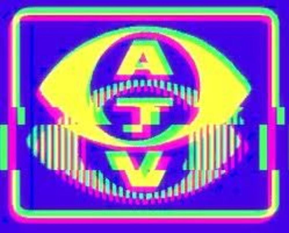 ATV Glitch Logo by lgpmachine