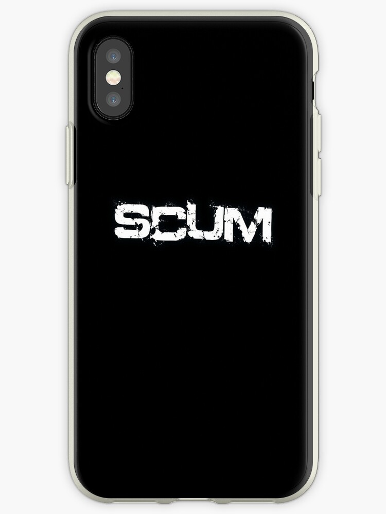 SCUM SURVIVAL GAME by Mode Fashion