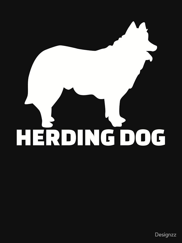 Herding Dog by Designzz