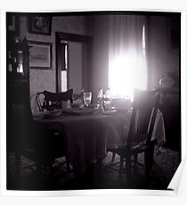 abolitionist's dining room Poster