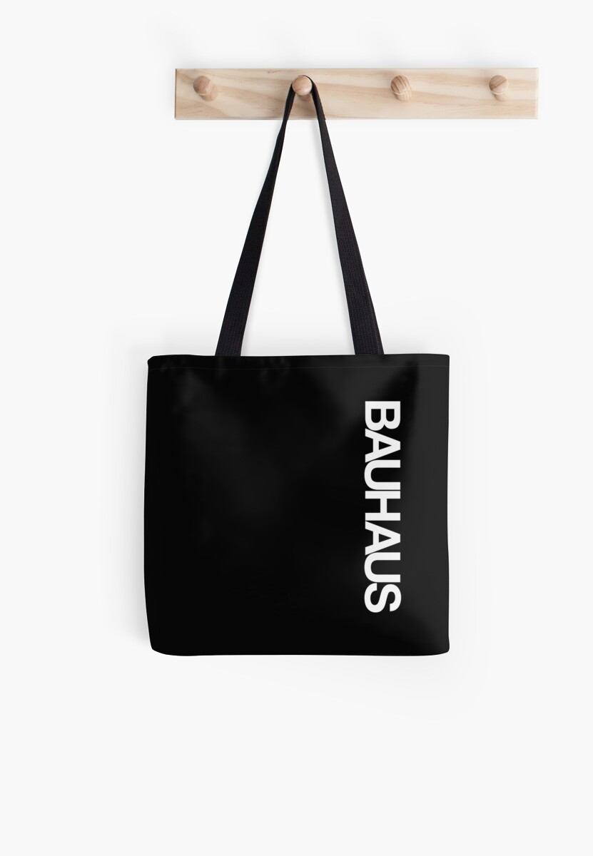 BAUHAUS AND THE BLANK SPACE (B)