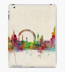 Skyline von London iPad-Hülle & Klebefolie