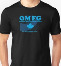 OMFG: Ontario Mega Finance Group T-Shirt