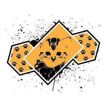 Cat by Melcu