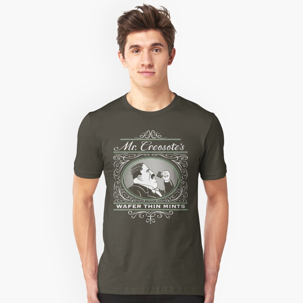 Wafer Thin Mints Unisex T-Shirt Front