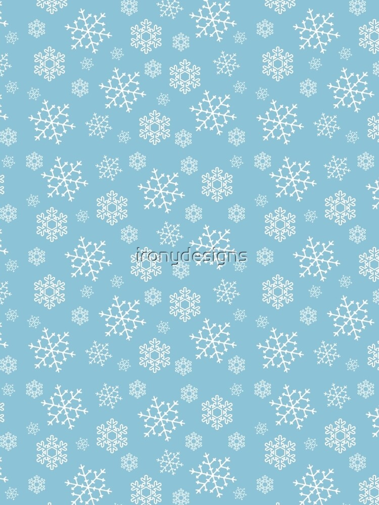Snowflakes by ironydesigns