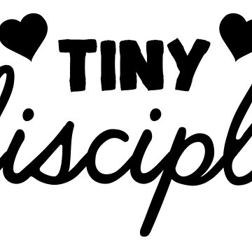 Tiny Disciple by CarbonClothing