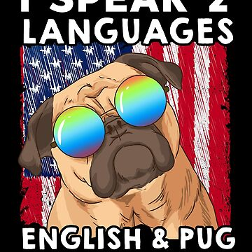 Pug Owners and Lovers Funny Novelty Gifts by vince58