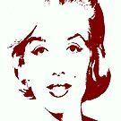 Marilyn Monroe by Icarusismart