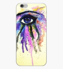 Watercolor Eye iPhone Case