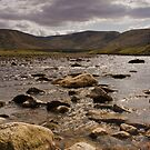 River Findhorn by kernuak