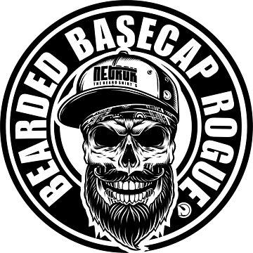 Bearded baseball cap Rogue by netrok