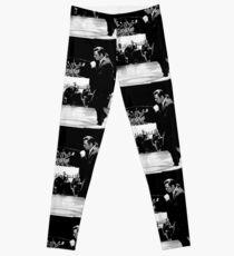 Pulp Fiction Dance Leggings