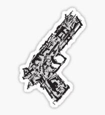 gunz Sticker