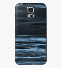 Turquoise ocean abstract original  Case/Skin for Samsung Galaxy