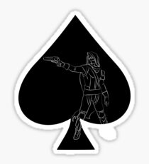 Cayde's Last Stand Sticker