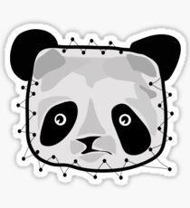 PANDA BEAR PATCH Sticker
