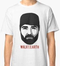 Walk Off The Earth - Hipster Beard Guy Classic T-Shirt