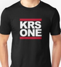 KRS ONE  - DMC Unisex T-Shirt