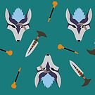 Repede Pattern by DeguArts