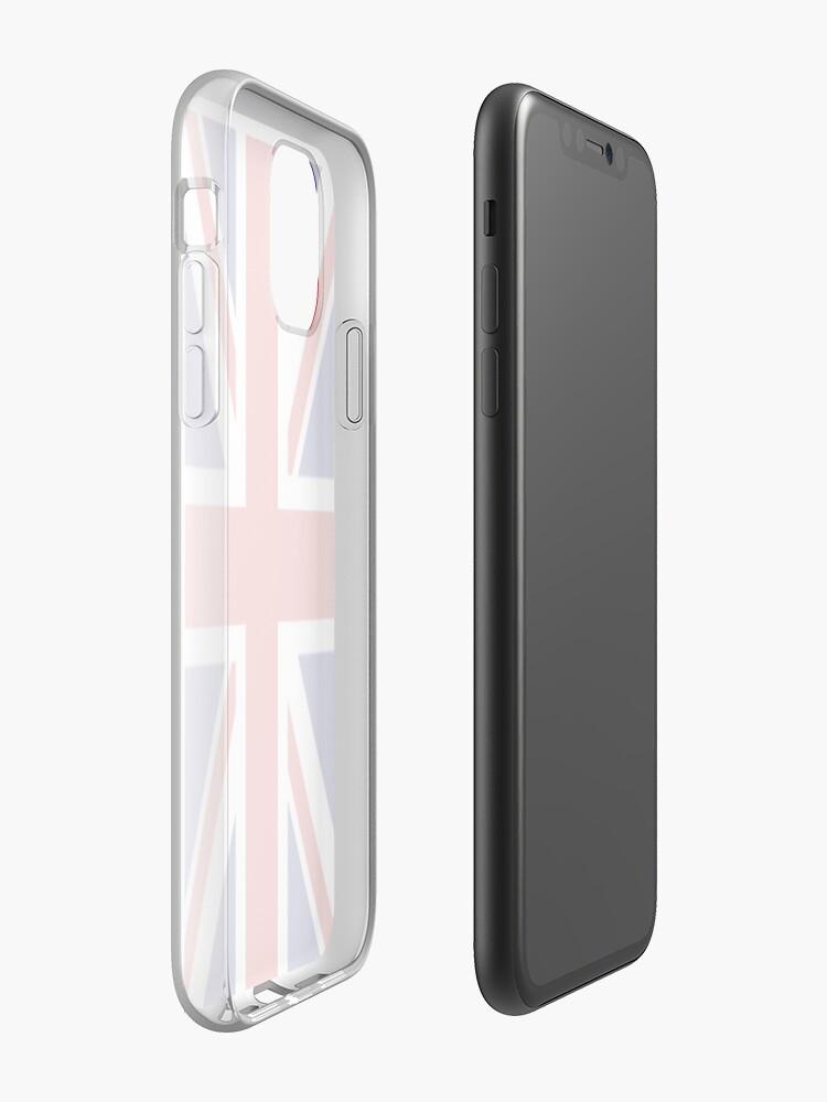 BRITISH UNION JACK FLAG 3 iphone case