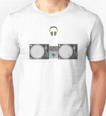 Turntablist Essential Unisex T-Shirt