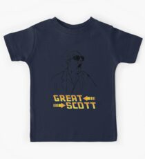 BTTF Great Scott Kids Clothes