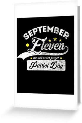 nine eleven patriot day by BonfirePictures