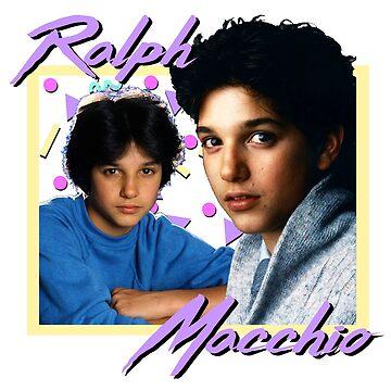 80s Ralph Macchio by ellentwd