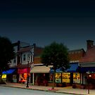 Spring Lake Main Street  by fiat777