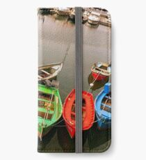 Colours in the Harbour iPhone Wallet/Case/Skin
