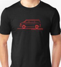 VW Bus T4 Eurovan Unisex T-Shirt