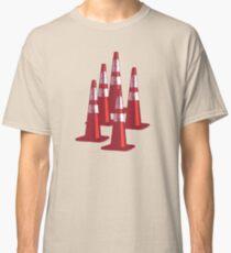 TRAFIC CONES PYLON Classic T-Shirt