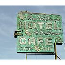The Village Hotel Cafe Chop Suey by MPitzer