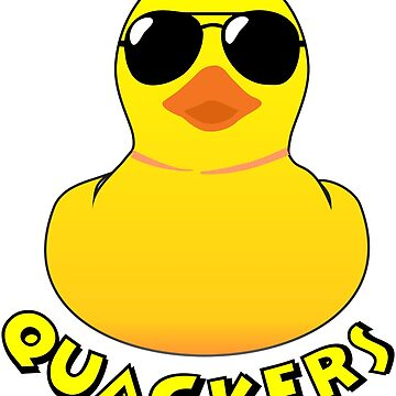 Cool rubber duck quackers by BigTime