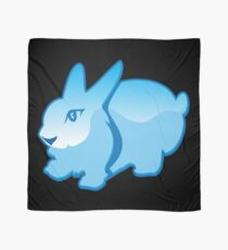 Sky Blue Rabbit Scarf