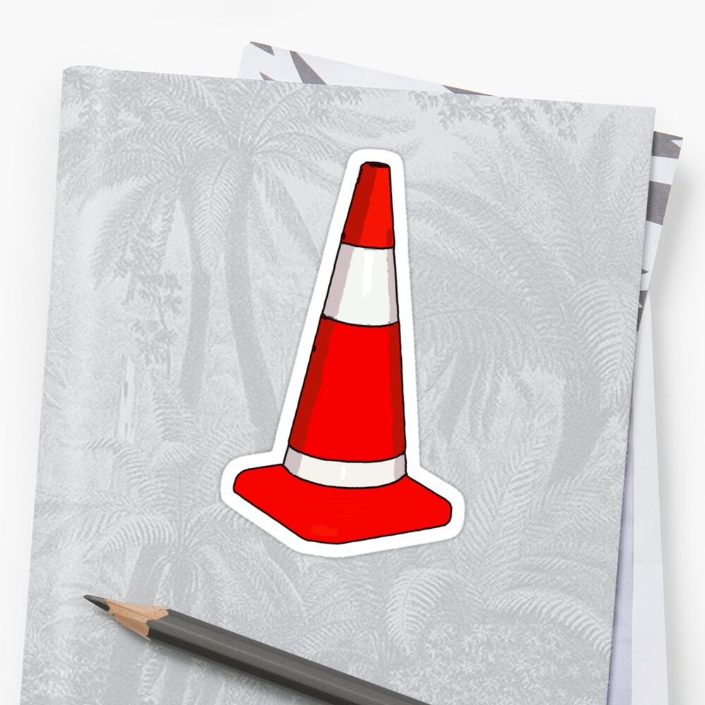 TRAFFIC CONE by SofiaYoushi