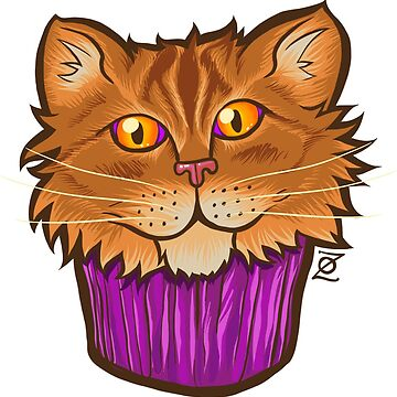 Kitty Muffin by z0mbieparade