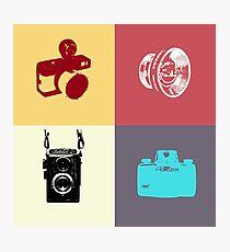 ломография   Lomography Photographic Print