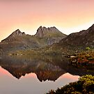 Dusk at Cradle Mountain  by scottsphotos
