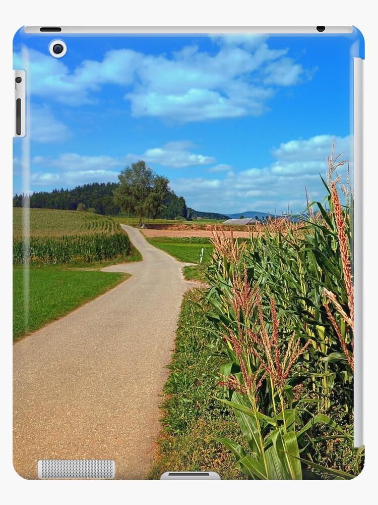 Besides the cornfields   landscape photography by Patrick Jobst