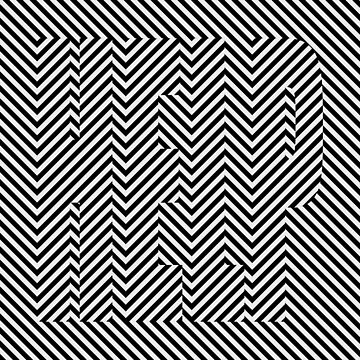 HELP - Optical Illusion  by gravtee