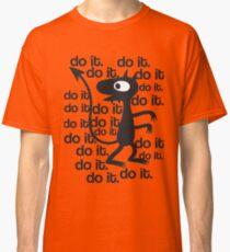 Camiseta clásica desencanto