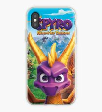Spyro Reignited trilogy  iPhone Case