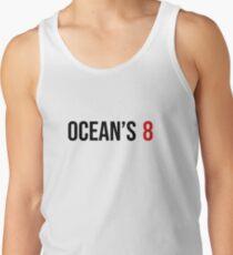 oceans 8// logo Tank Top